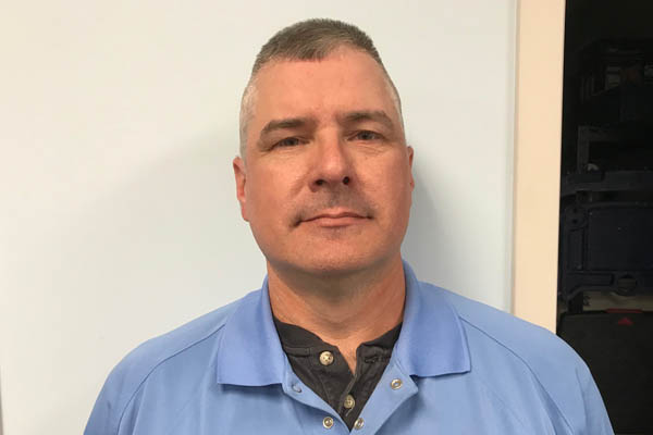 Brian Everage - Maintenance Foreman